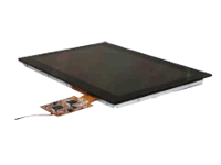 TFT LCD with bonded PCAP touchscreen