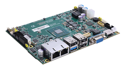 3.5 inch embedded single board computer with many interfaces and great performance.