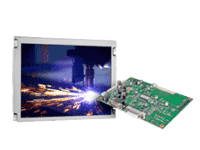 LCD TFT display with fitting controller boards