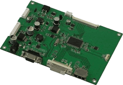 TFT LCD Controller board DT-DCMR60 with DisplayPort