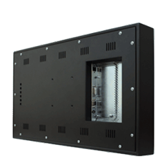 Industrial panel mount monitor