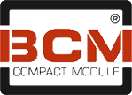 BCM Open Frame TFT Displays for industrial usage