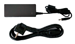 Power supply unit for industrial monitors