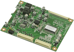 Compact TFT LCD Controller Board with DVI & VGA input